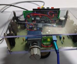 PC扬声器放大器