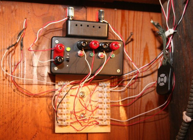 Using Parallax Basic Stamp II to ring a doorbell remotely