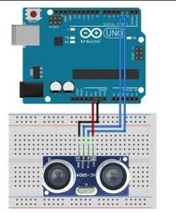 Connecting Arduino to Sensor