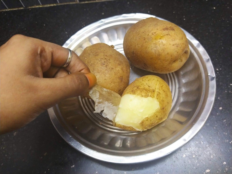 Boil Potato