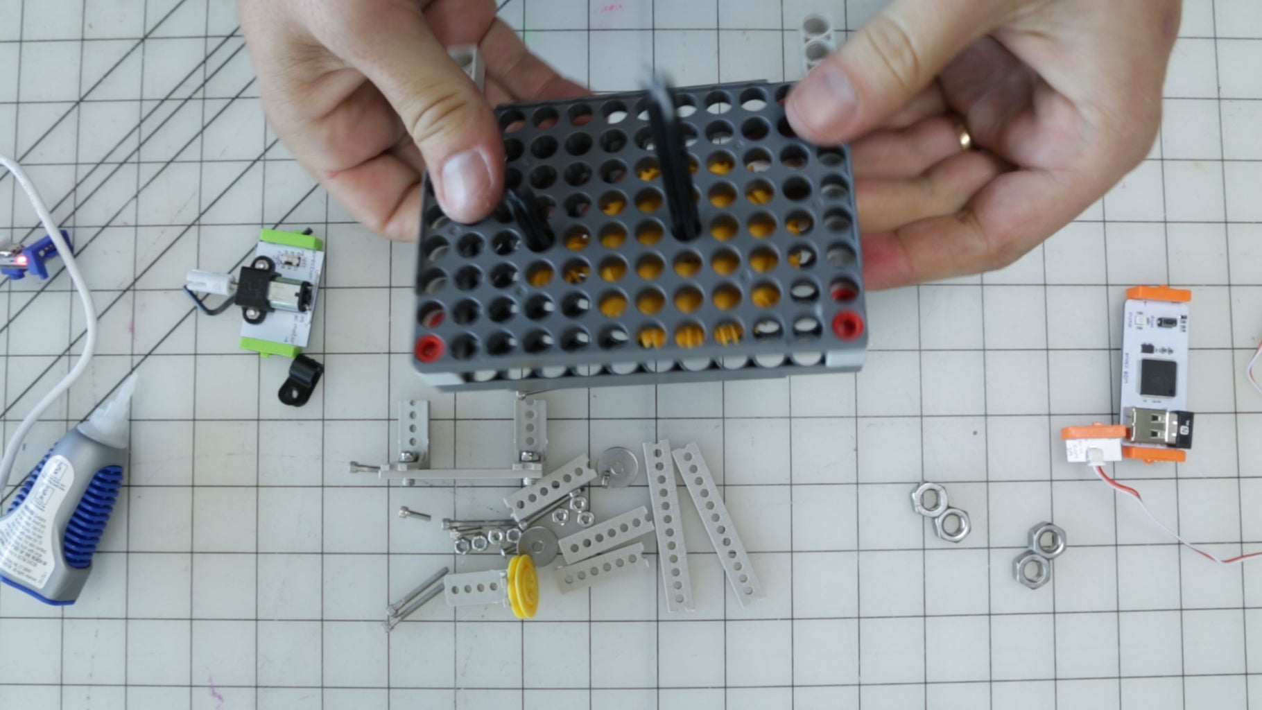 Mechanics: Fixturing