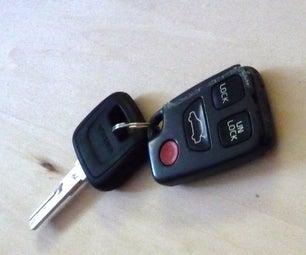 Repairing Car Remote Keyfob With Sugru