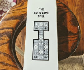 First Boardgame Ever! Royal Game of Ur