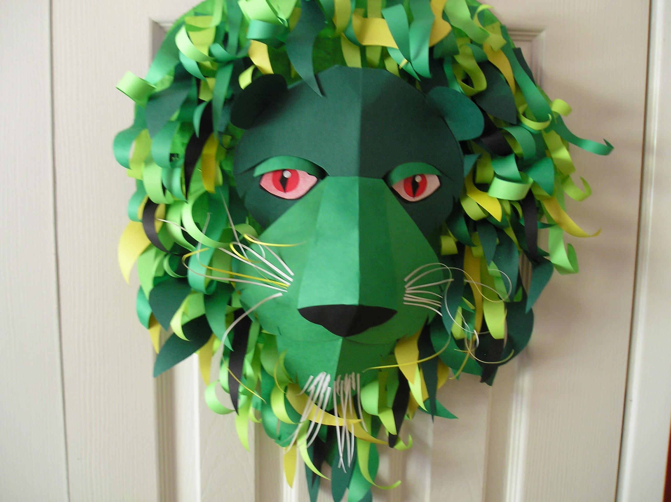 Make Fun Masks Out of Cardboard!