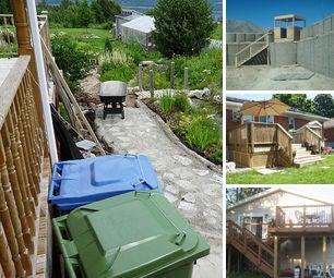 Garden/Outdoorliving