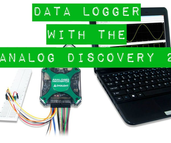 Using the Data Logger With the Analog Discovery 2
