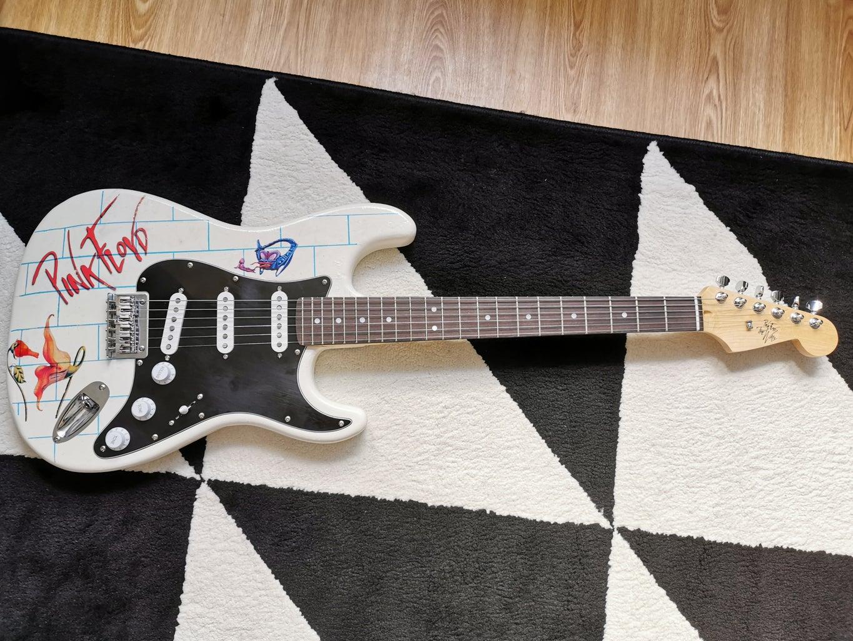 Pink Floyd Tribute Guitar