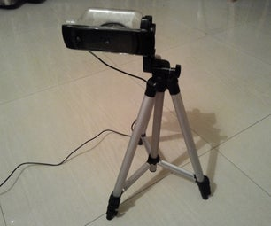 Webcam Tripod Adapter