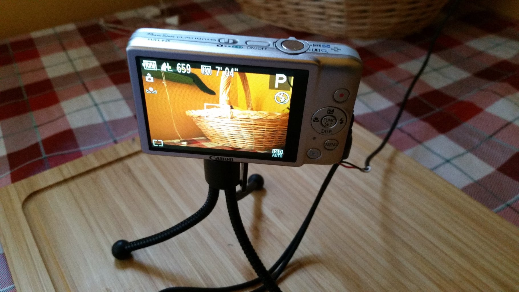Test Your USB Powered Camera