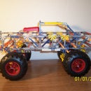 knex truck with motor