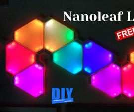 2021 Nanoleaf TUTORIAL Low Cost DIY Free Download