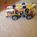 Knex Demolition Derby Truck