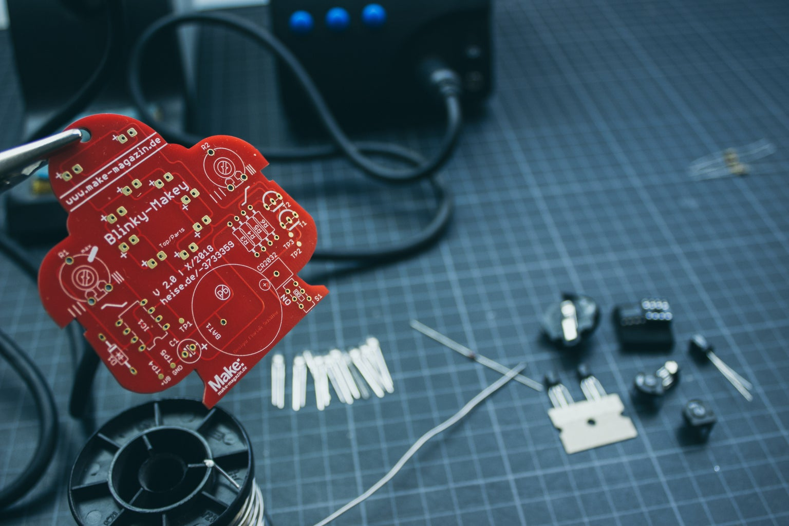 More Informations About Blinky Makey