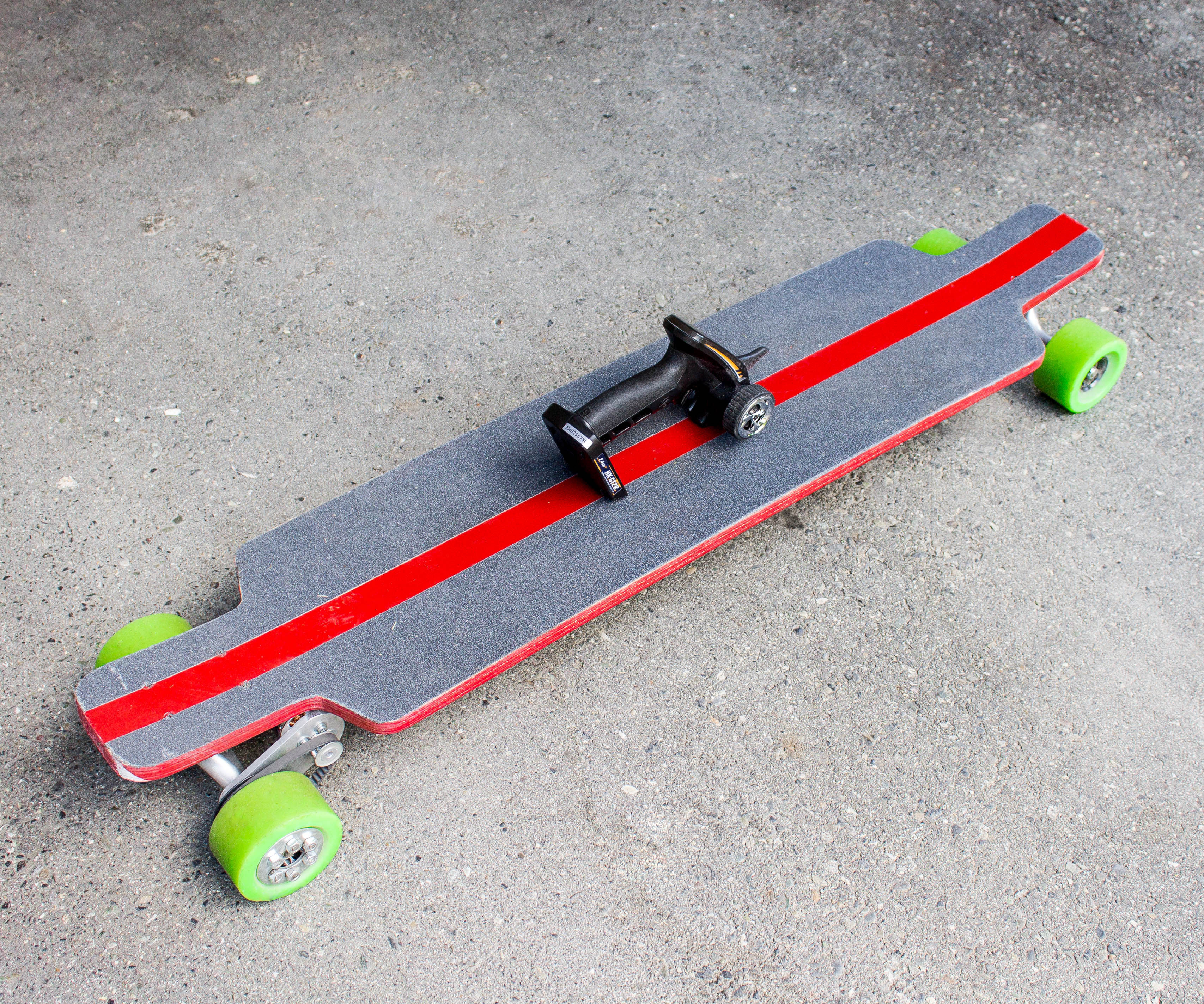 DIY Electric Longboard for $300