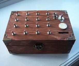 The Enigma Puzzle Box