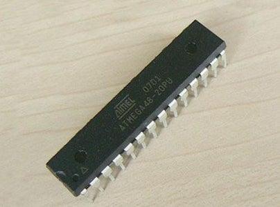 The Atmega48