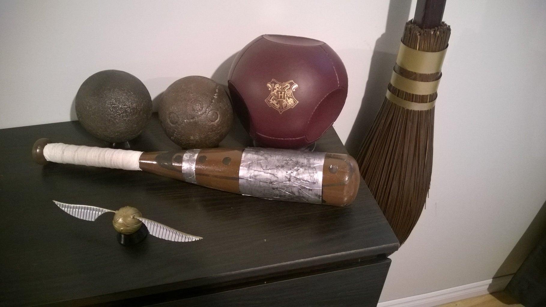 Quidditch Accessories