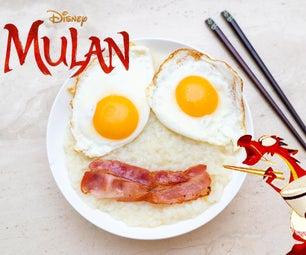 Mulan's Congee