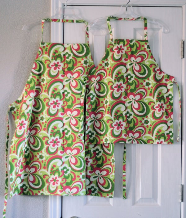 How to Sew an Adjustable Chef's Apron