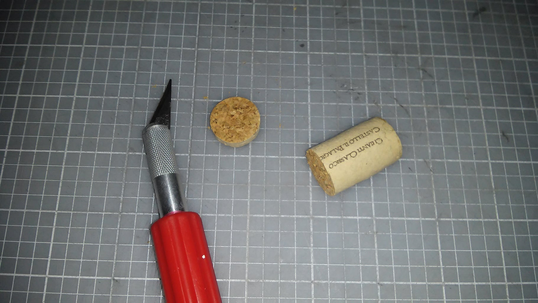 Cut Your Cork