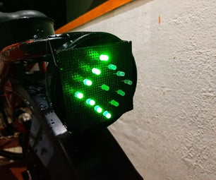 Minimalist Bicycle Indicator, Touch-Enabled!