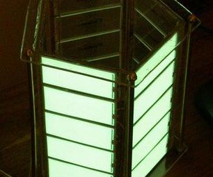 EL Panel Lantern