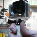 Gopro Handheld Mount - Very cheap and very functional