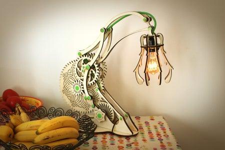 """""""Loulou"""" Lamp"""
