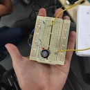 LED en Protoboard