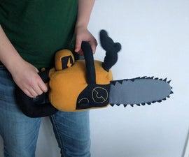 Chainsaw Plushie
