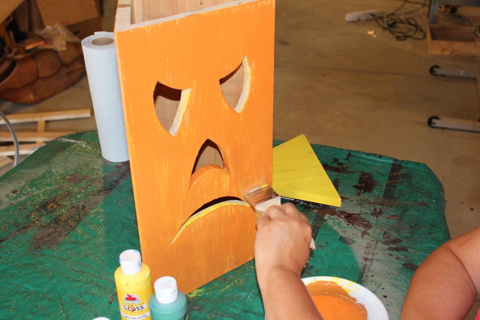 Paint - Step 2