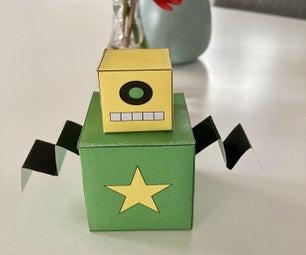 PAPER ROBOT ERGONOMICS CHALLENGE