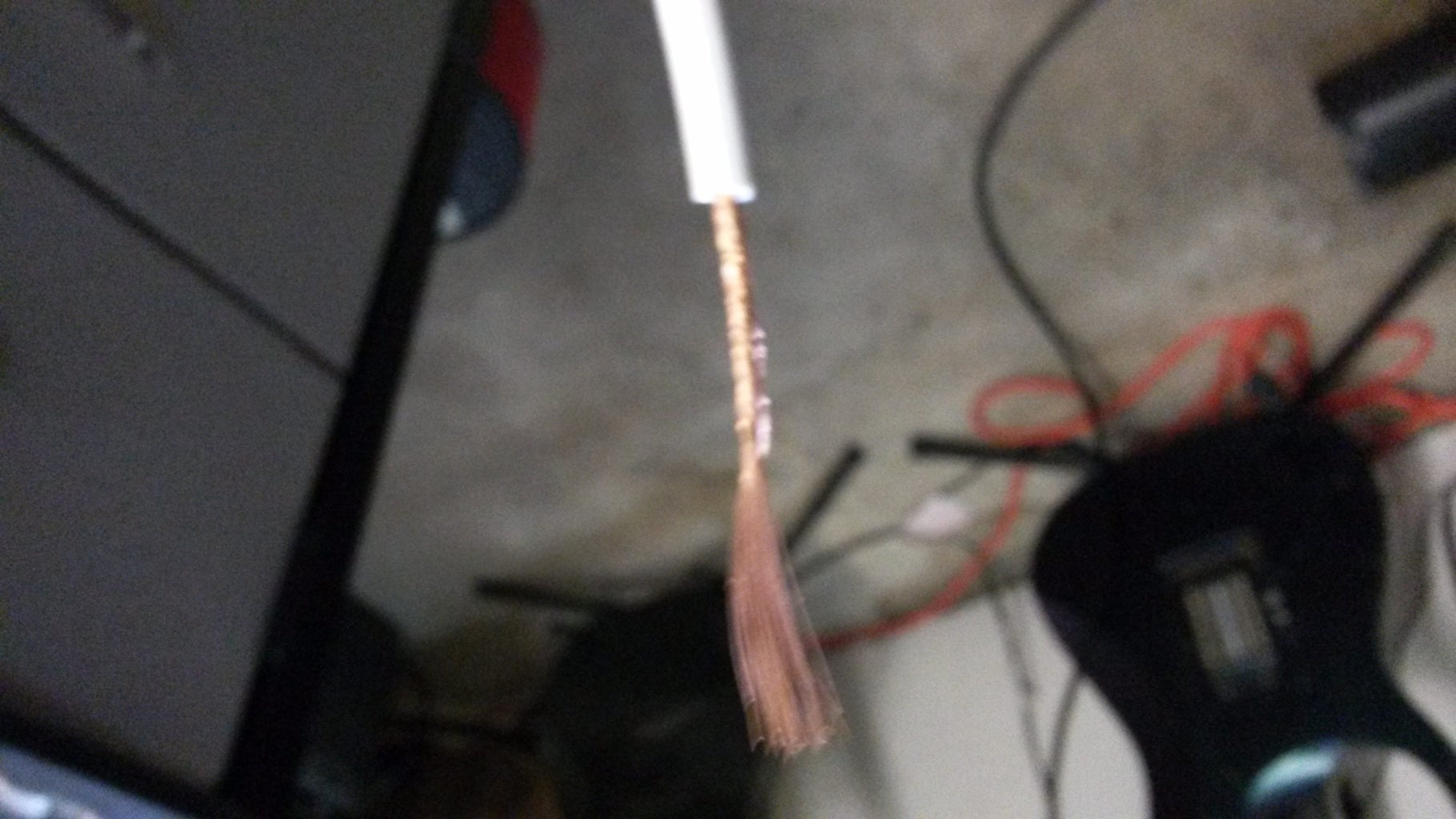 Prepping Your Wire