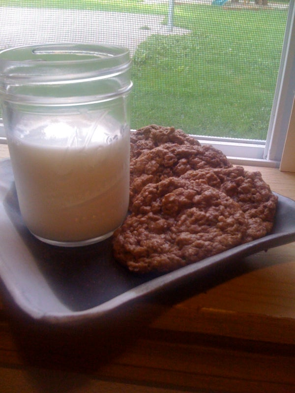 Peanut Butter-Nutella Cookies (Gluten Free)