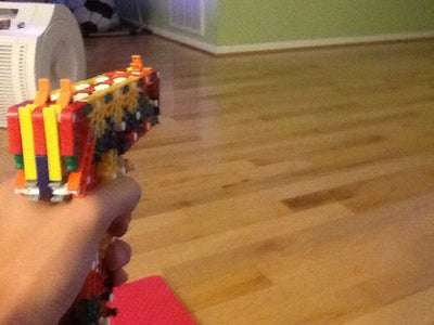 Unnamed Knex Pistol