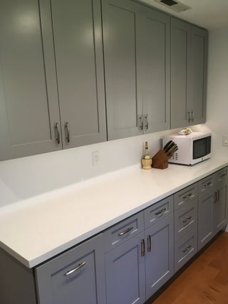 Kitchen Remodel With Ready To Assemble Cabinets 6 Steps With Pictures Instructables