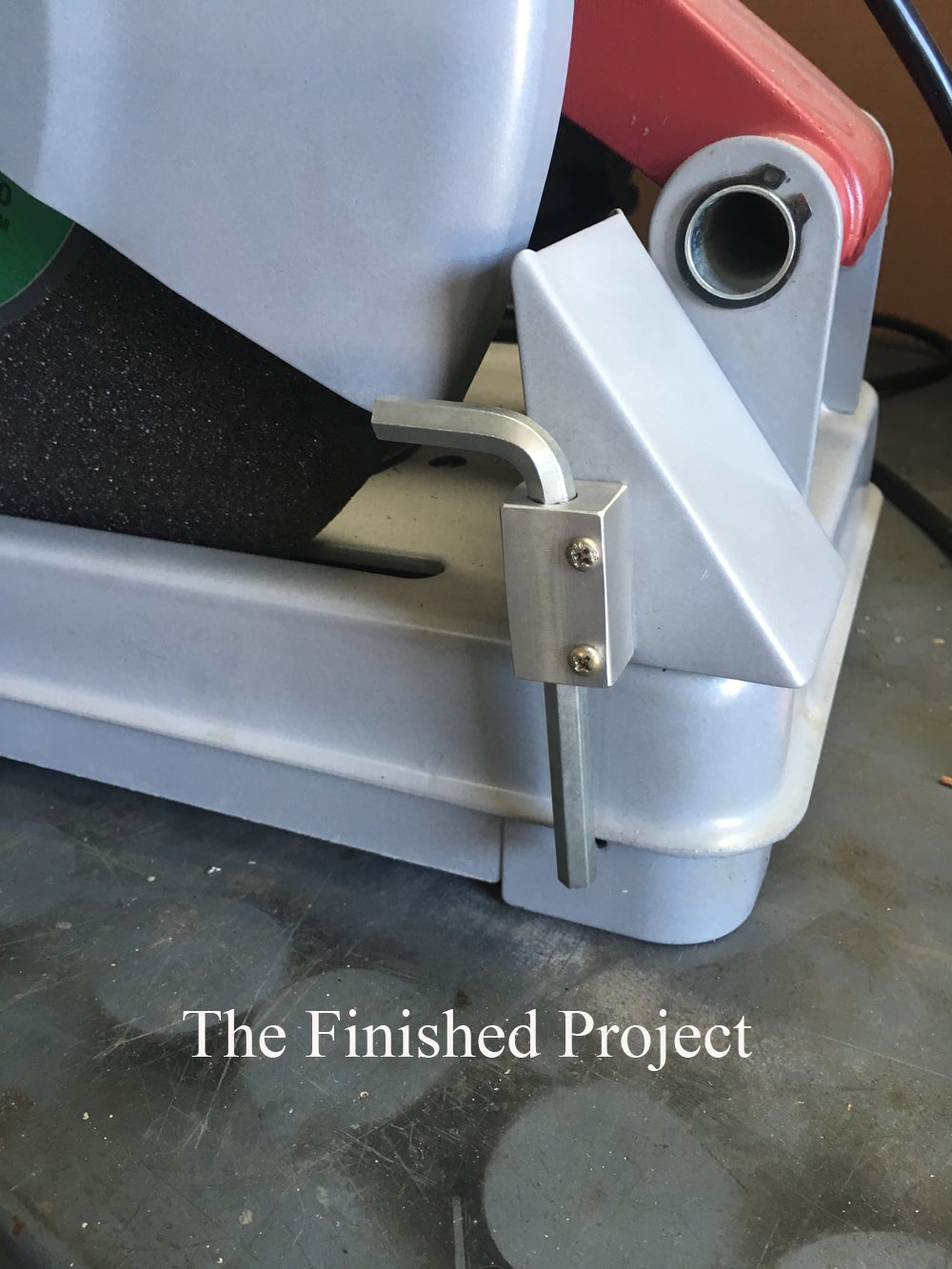Finishing the Project