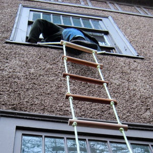 Rope Ladder (glow-in-the-dark Version)