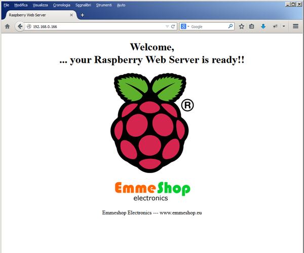 Raspberry Pi Web Server --- Nginx - PHP - MySql