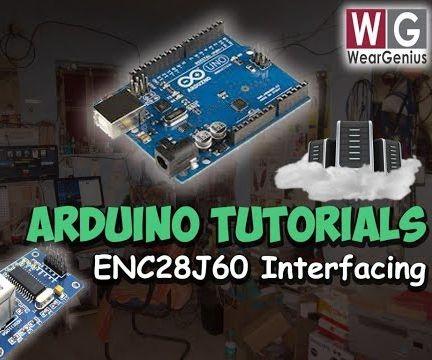 Cheap Ethernet on Arduino
