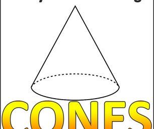 Weekly Make It Challenge: Cones