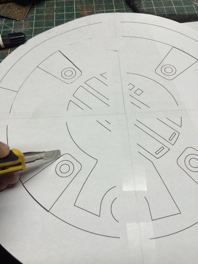 Creating Circular Patterns