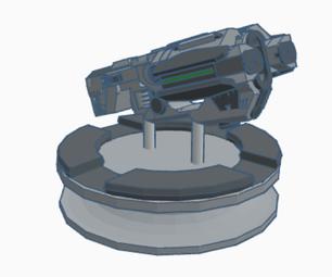 BFG 9000 3D Design