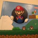 Super Mario Bros Inspired Wii with USB base