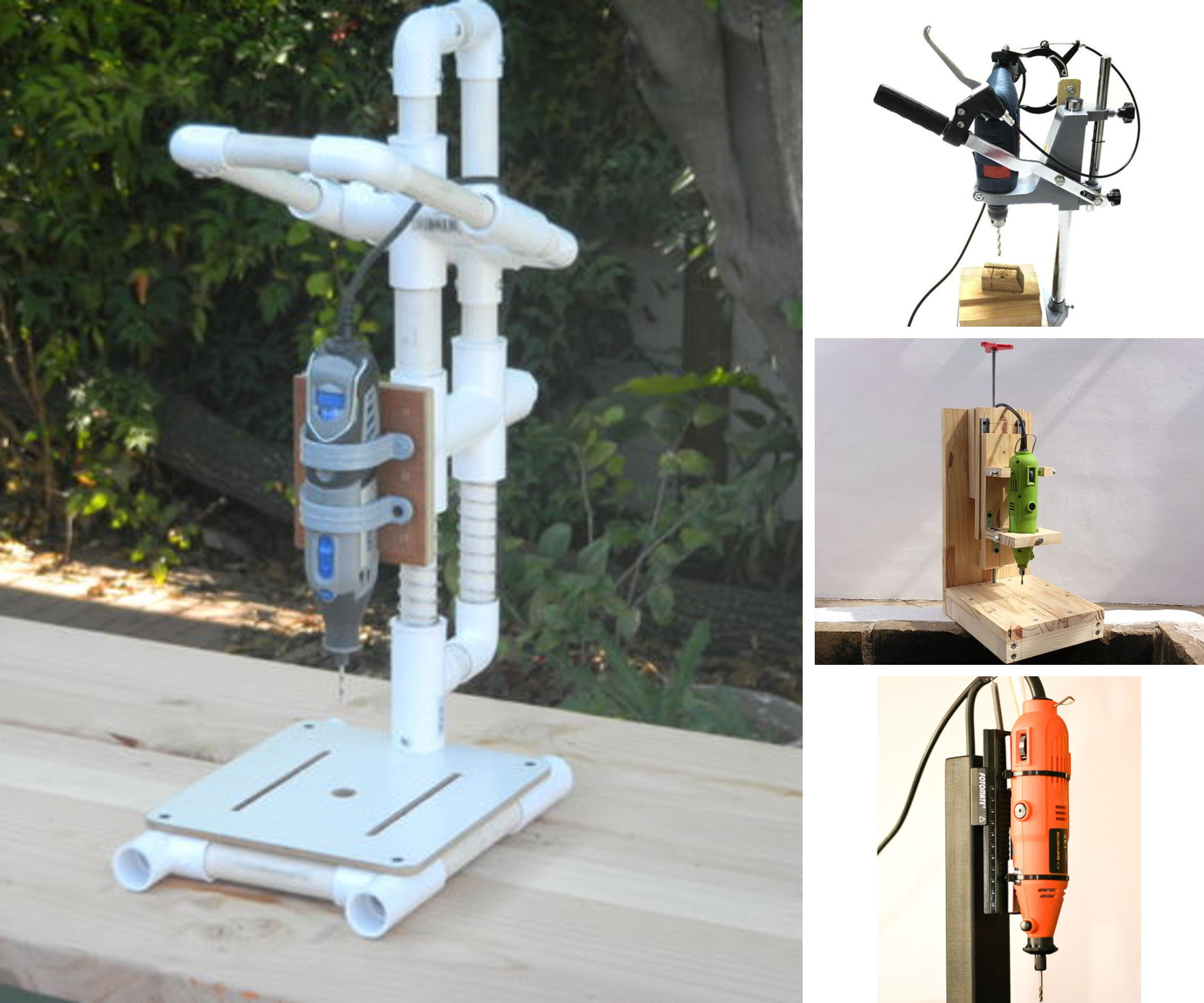Top 5 DIY Dremel Drill Presses