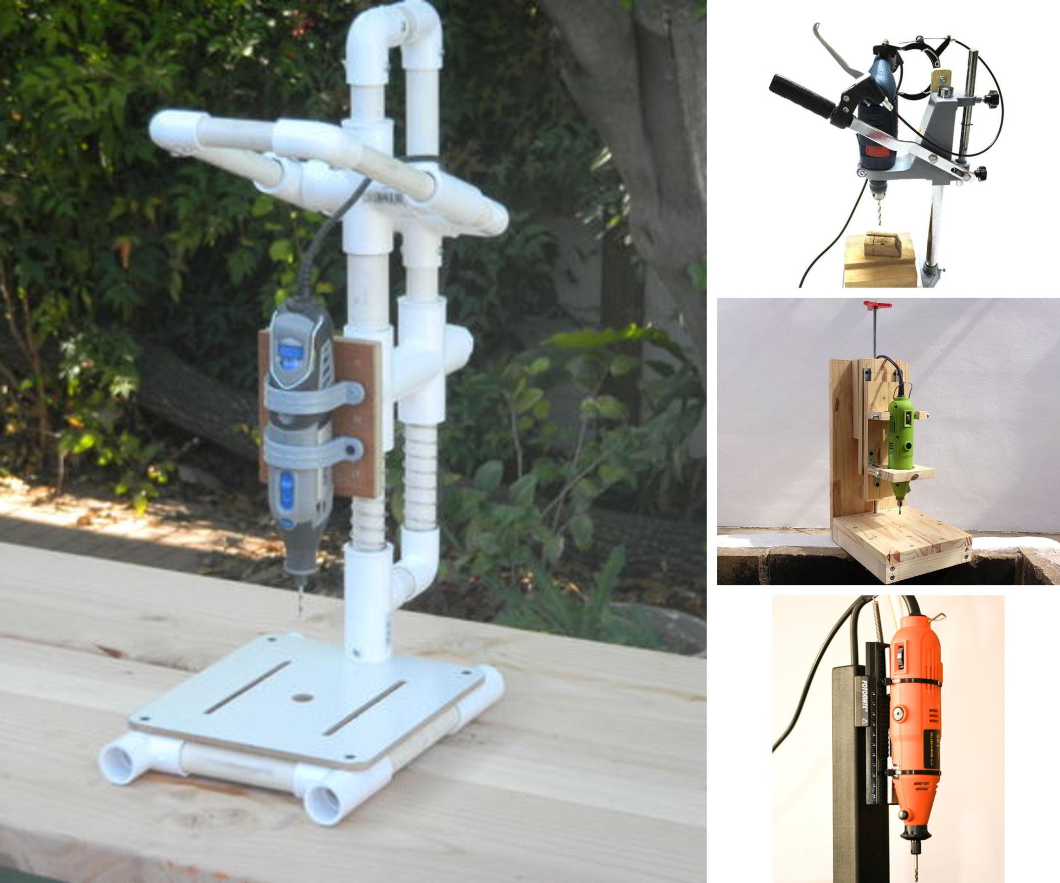 Top 5 DIY Dremel Drill Presses