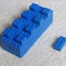Giant Lego Brick
