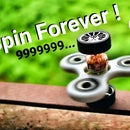 Fidget Spinner that spins itself !