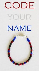 Binary Bead Necklace