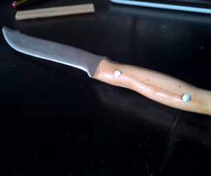 How to Make a Knife - the Newbie Guide.